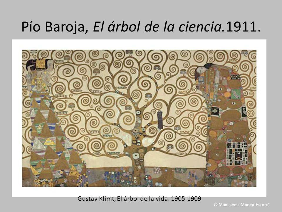 P O Baroja El Rbol De La Ciencia Ppt Video Online Descargar