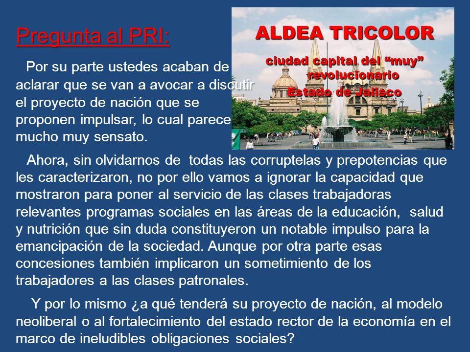ciudad capital del muy revolucionario