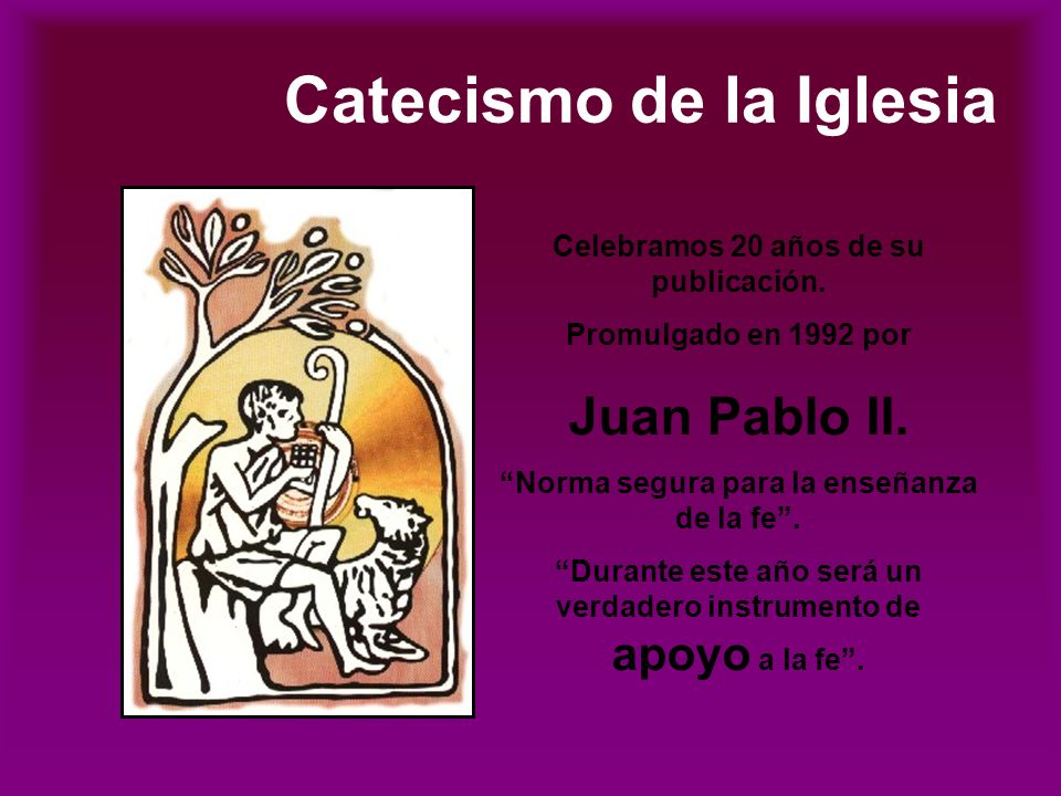Catecismo de la Iglesia