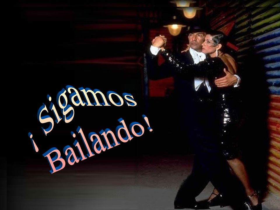 ¡ Sigamos Bailando!