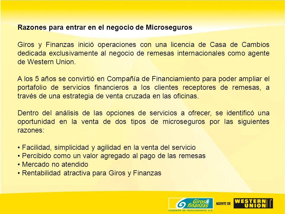 Razones para entrar en el negocio de Microseguros
