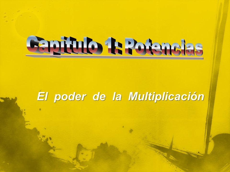 El poder de la Multiplicación
