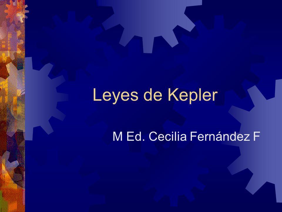 M Ed. Cecilia Fernández F