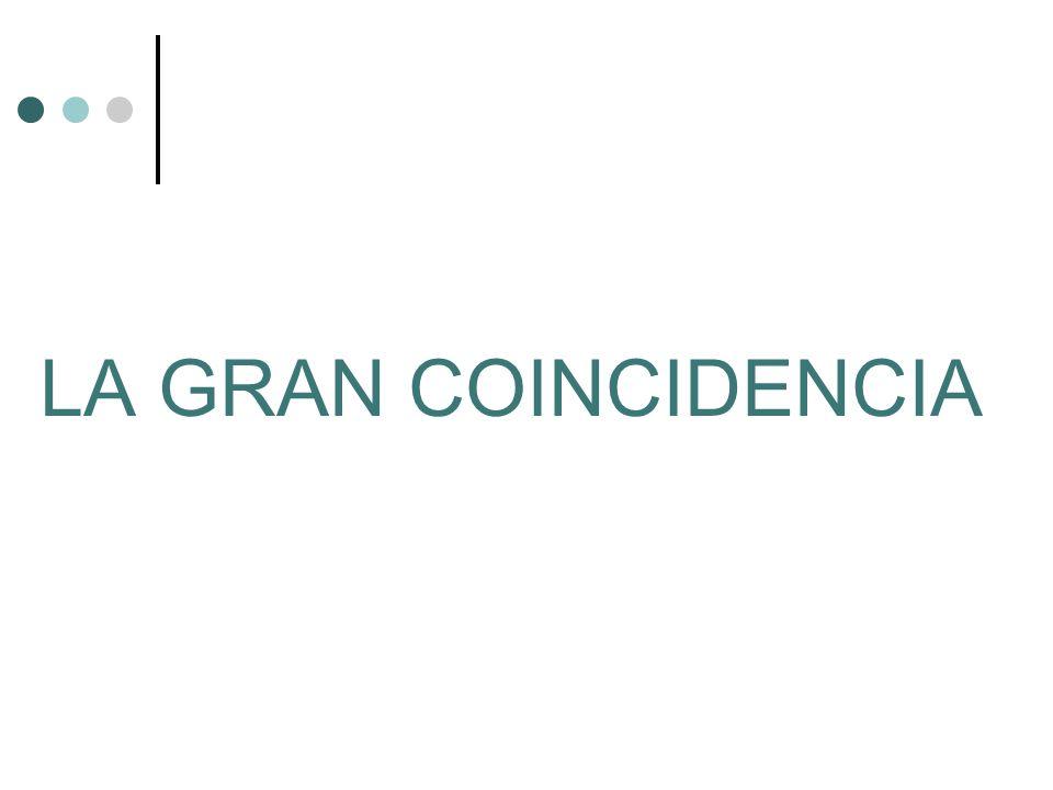 LA GRAN COINCIDENCIA