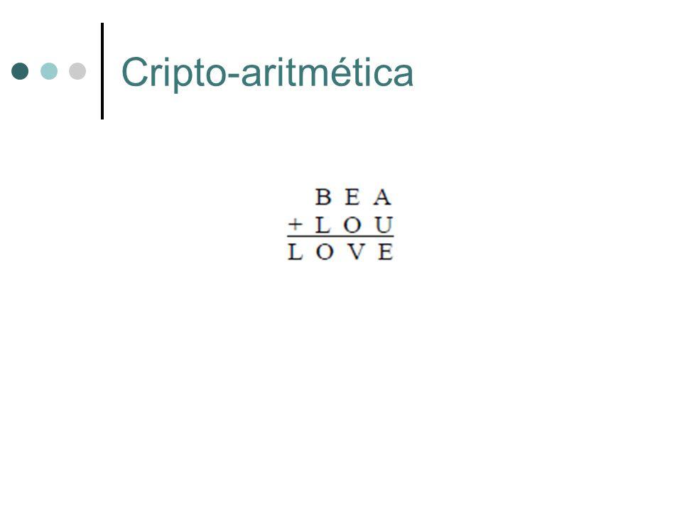 Cripto-aritmética
