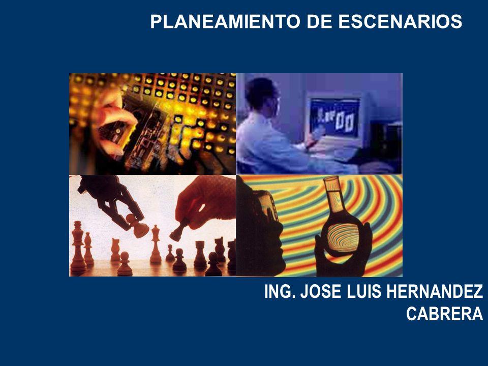 PLANEAMIENTO DE ESCENARIOS