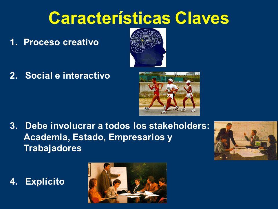 Características Claves