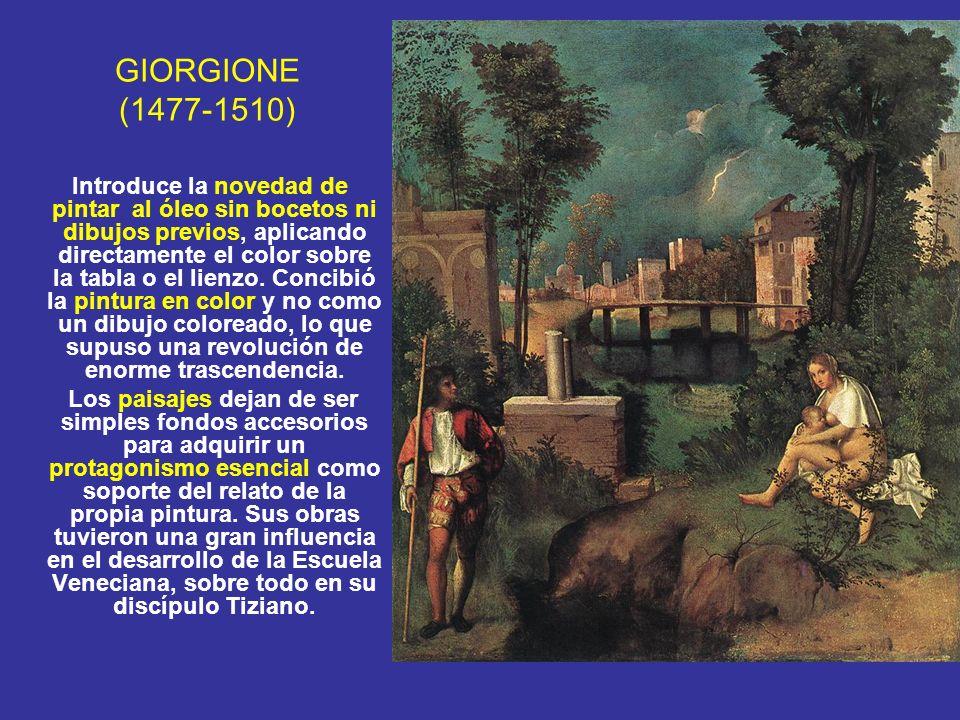 GIORGIONE (1477-1510)
