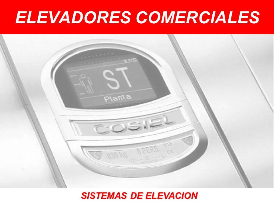 ELEVADORES COMERCIALES