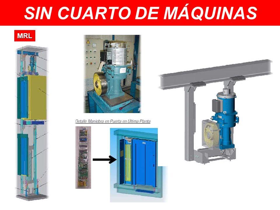 SIN CUARTO DE MÁQUINAS MRL