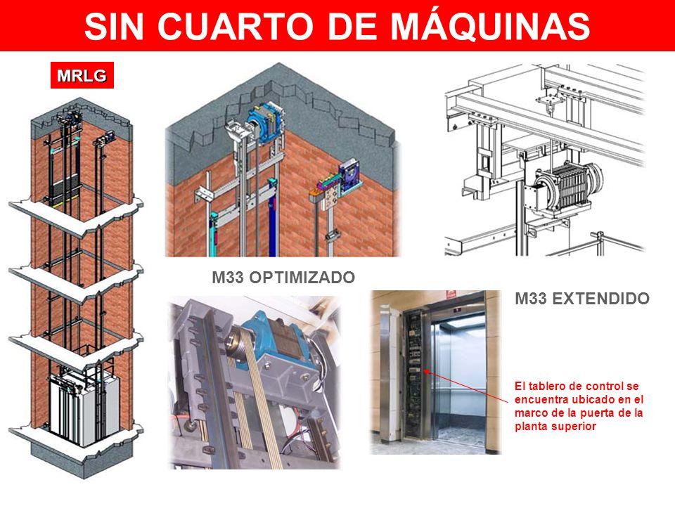 SIN CUARTO DE MÁQUINAS MRLG M33 OPTIMIZADO M33 EXTENDIDO