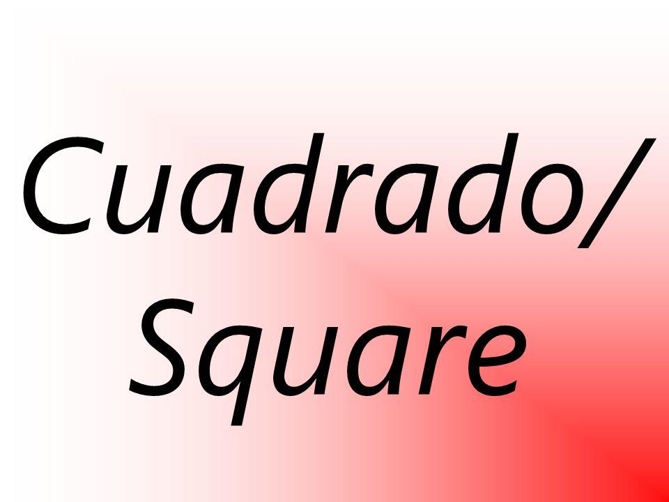 Cuadrado/Square