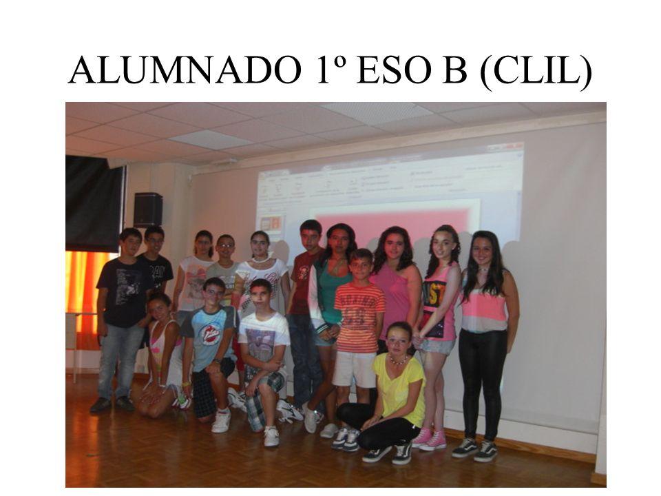 ALUMNADO 1º ESO B (CLIL)
