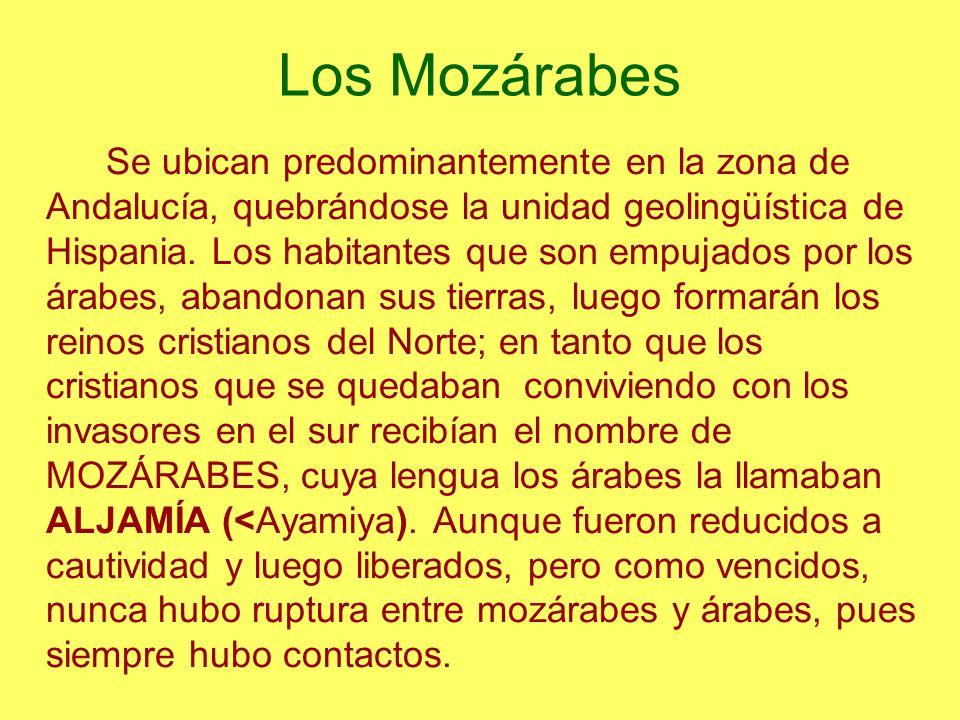 Los Mozárabes