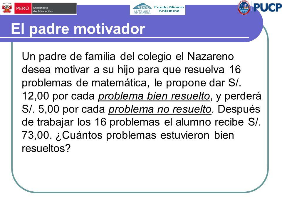El padre motivador