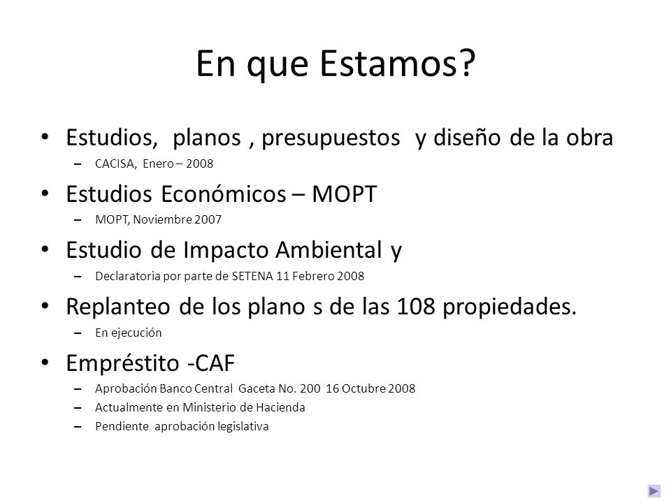 En que Estamos Estudios, planos , presupuestos y diseño de la obra