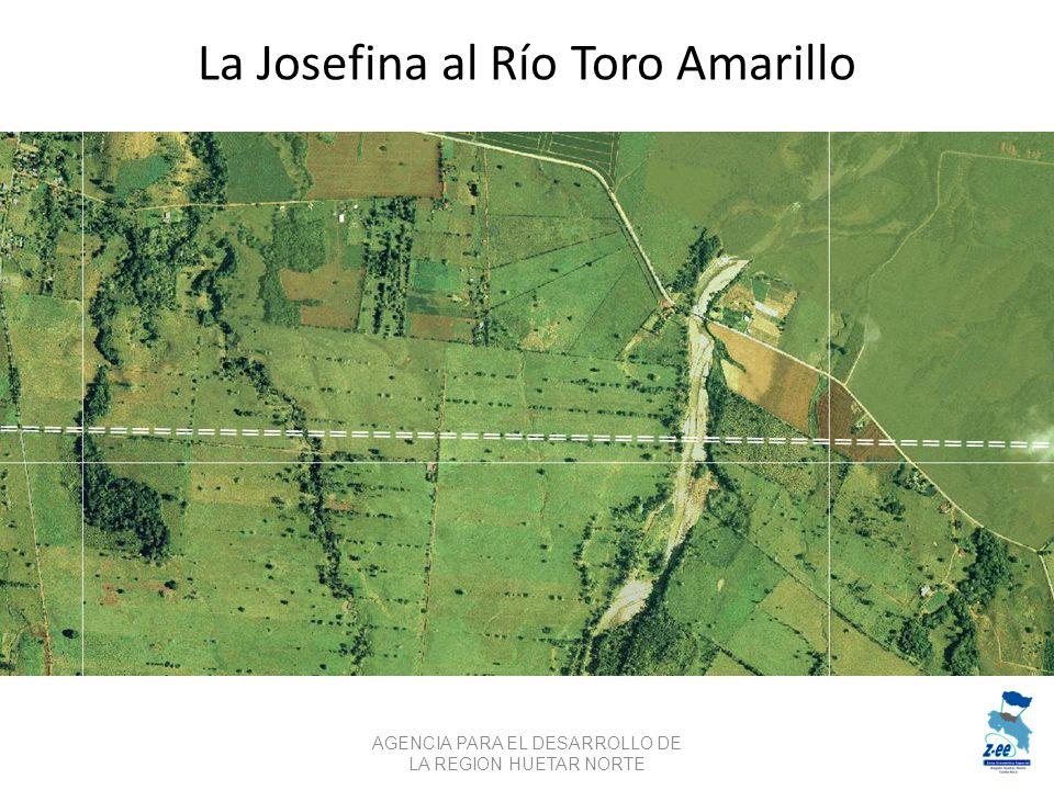 La Josefina al Río Toro Amarillo