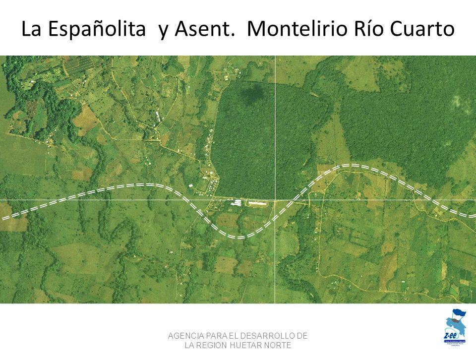 La Españolita y Asent. Montelirio Río Cuarto
