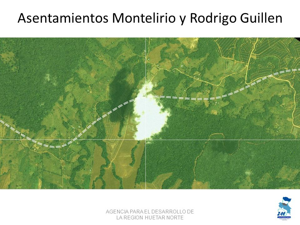 Asentamientos Montelirio y Rodrigo Guillen