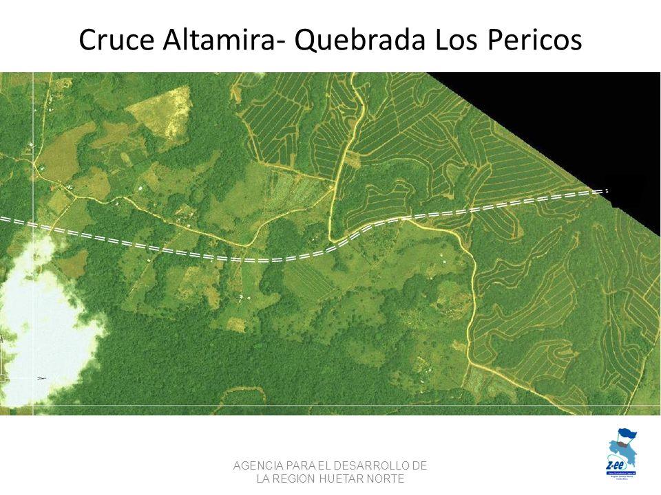 Cruce Altamira- Quebrada Los Pericos