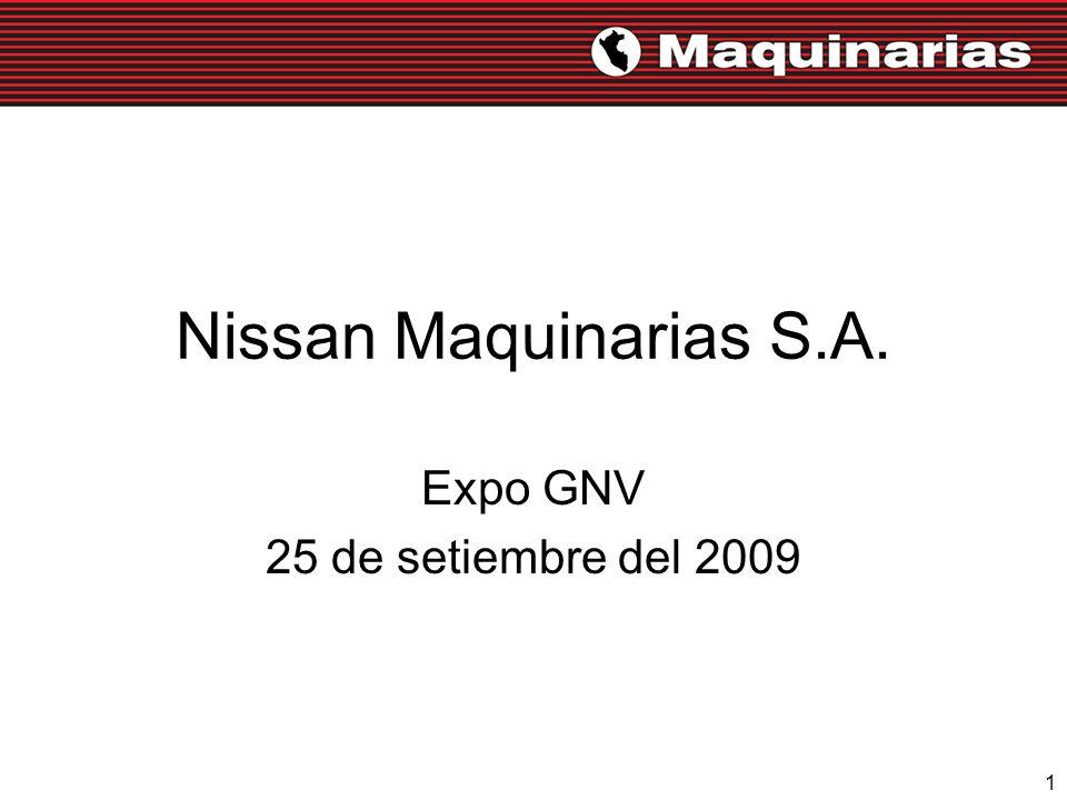 Expo GNV 25 de setiembre del 2009