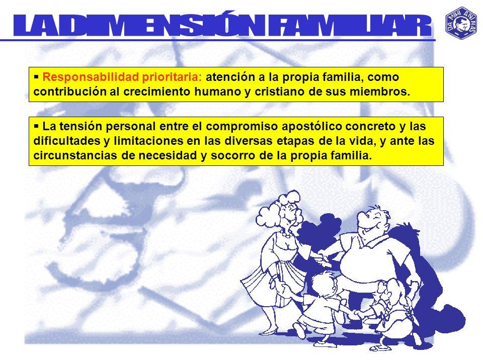 LA DIMENSIÓN FAMILIAR