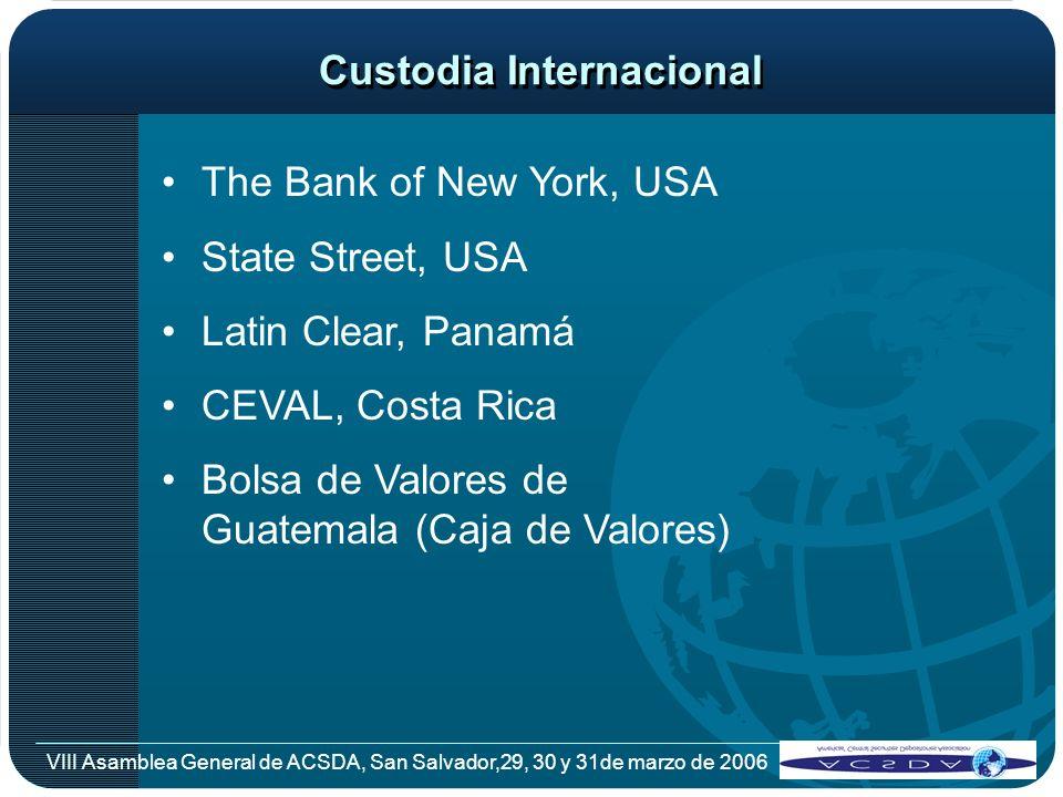 Custodia Internacional
