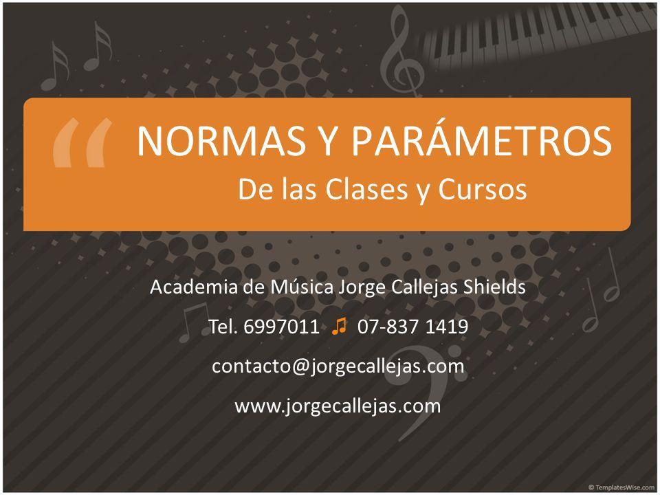 Academia de Música Jorge Callejas Shields