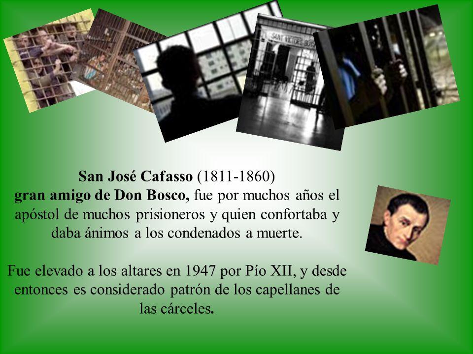 San José Cafasso (1811-1860)