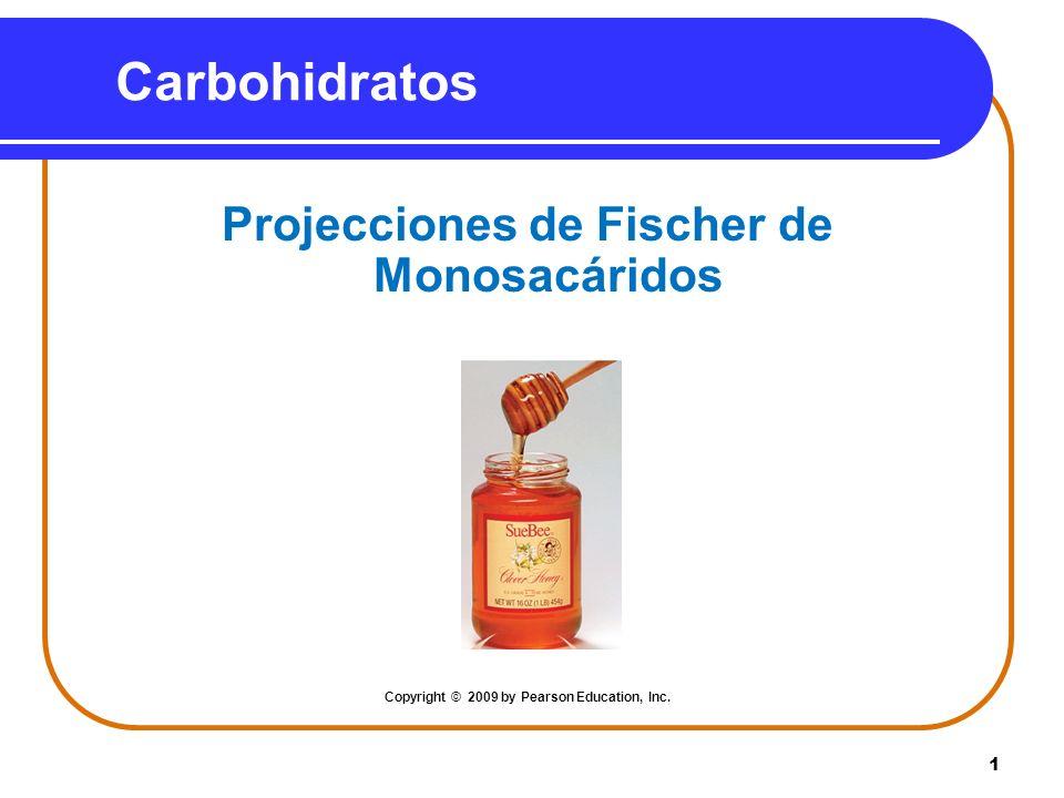 Carbohidratos Projecciones de Fischer de Monosacáridos