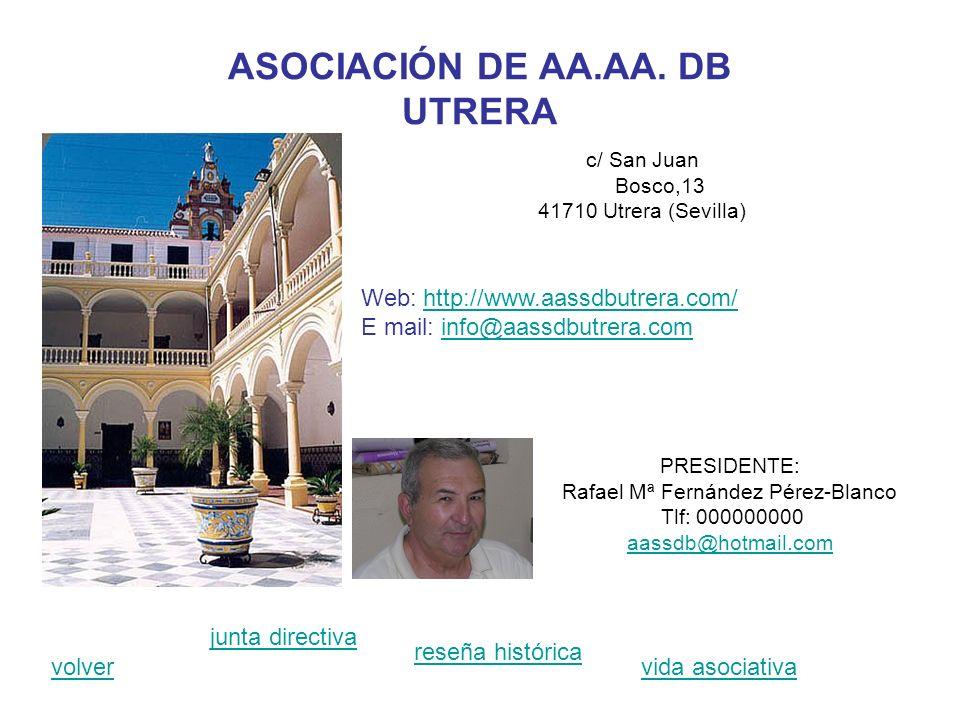 ASOCIACIÓN DE AA.AA. DB UTRERA
