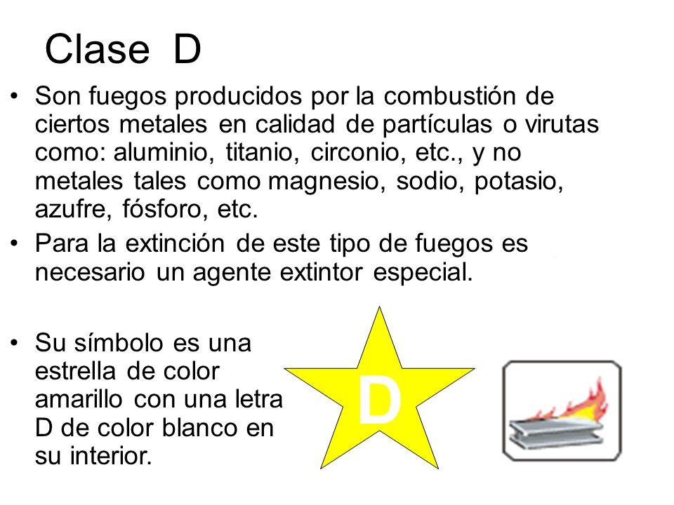 Clase D