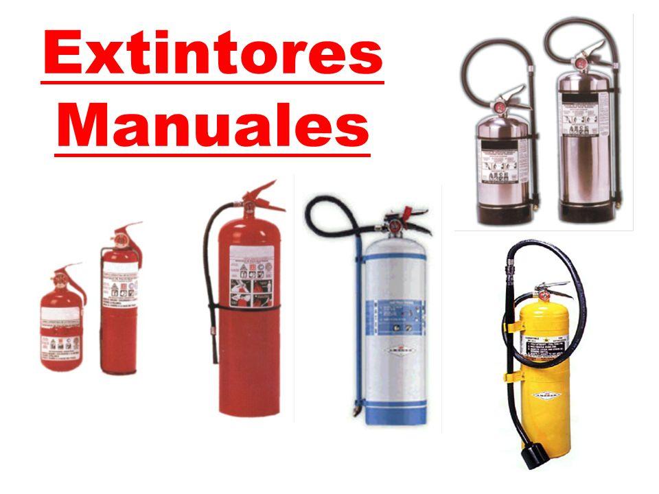 ExtintoresManuales
