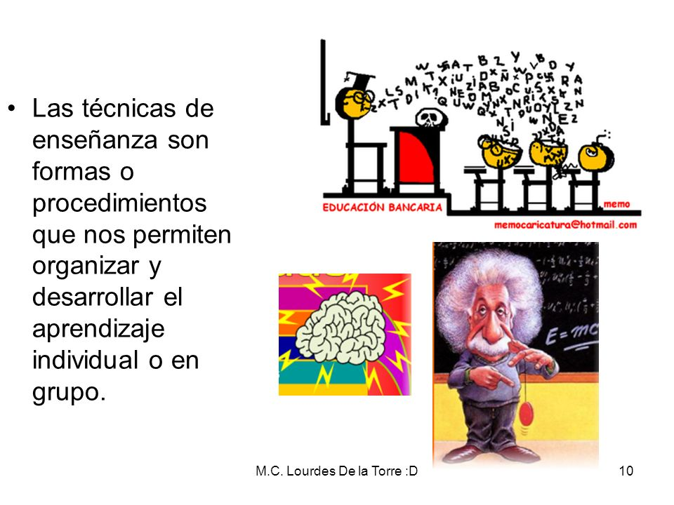 M.C. Lourdes De la Torre :D