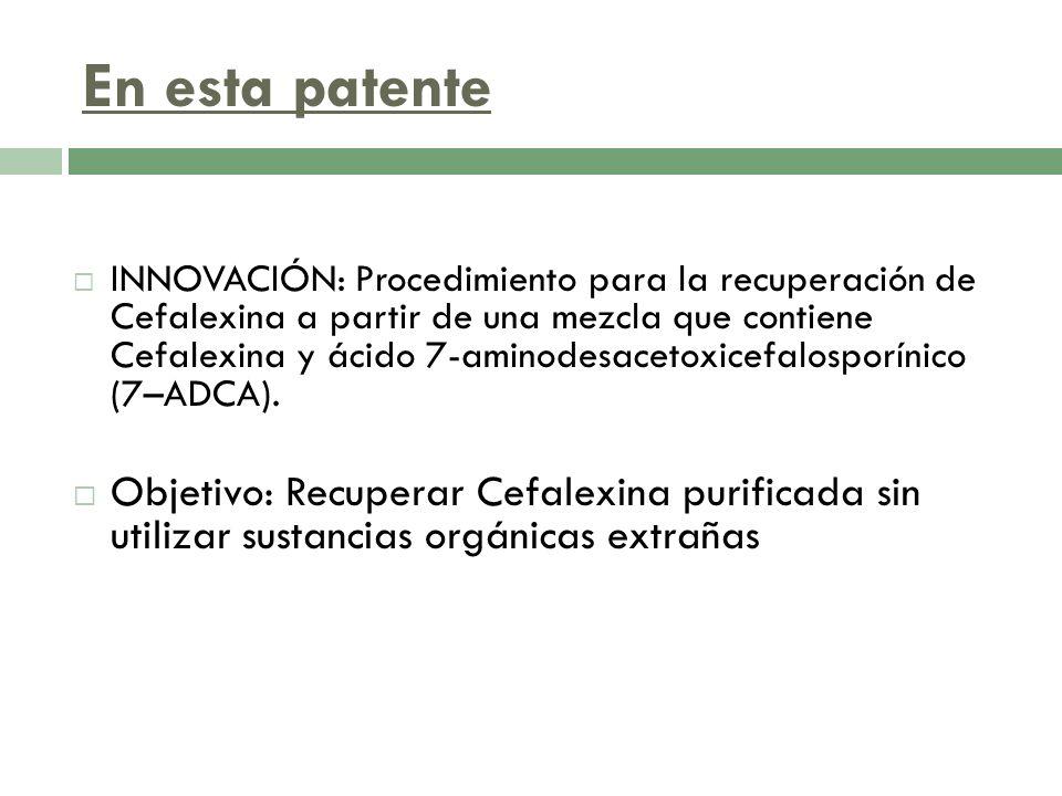 En esta patente