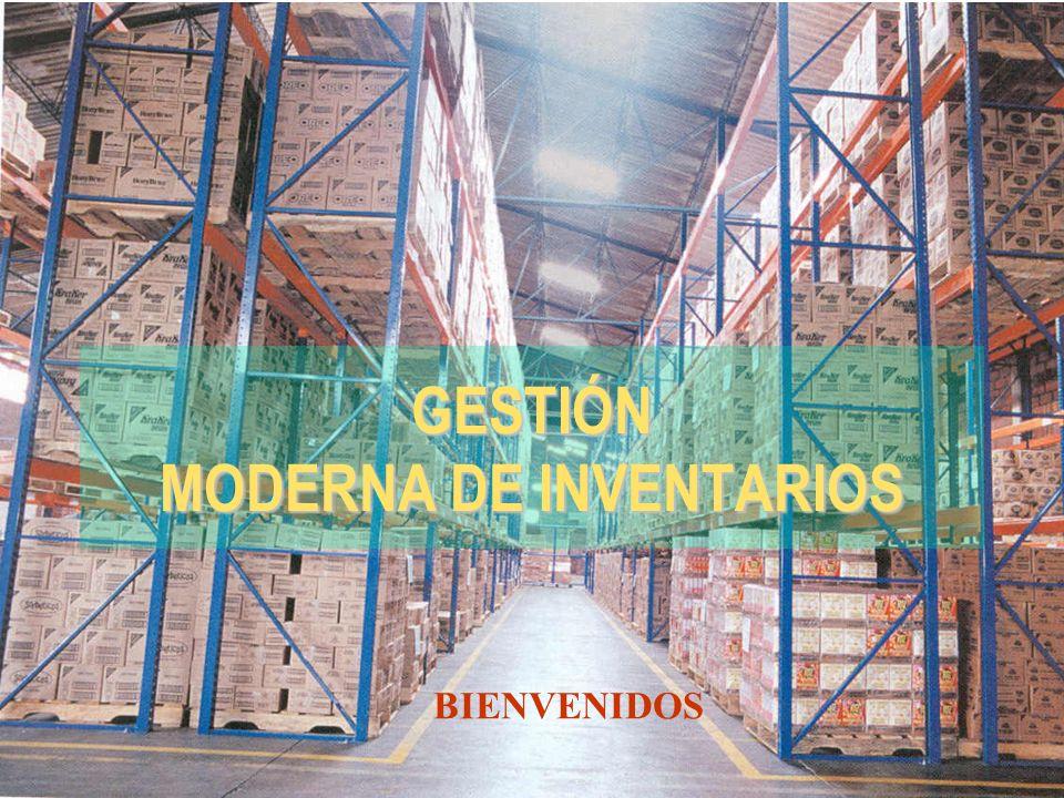 GESTIÓN MODERNA DE INVENTARIOS