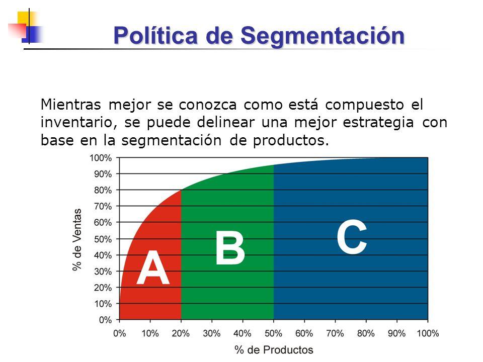 Política de Segmentación