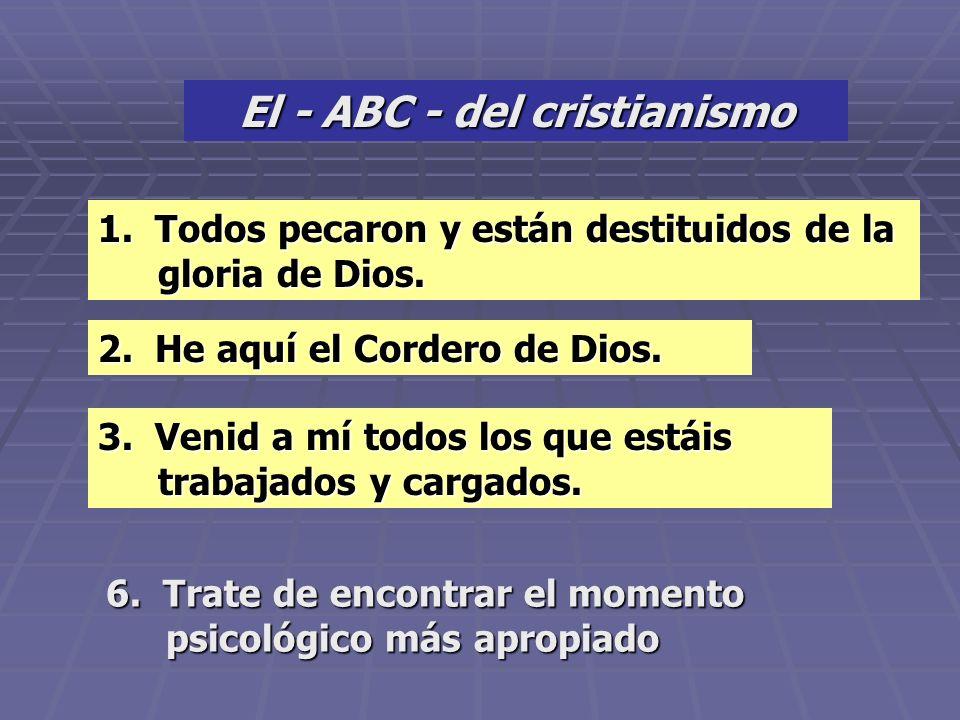 El - ABC - del cristianismo