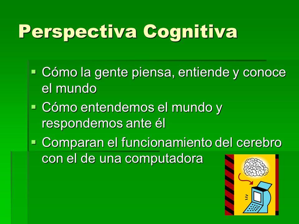 Perspectiva Cognitiva