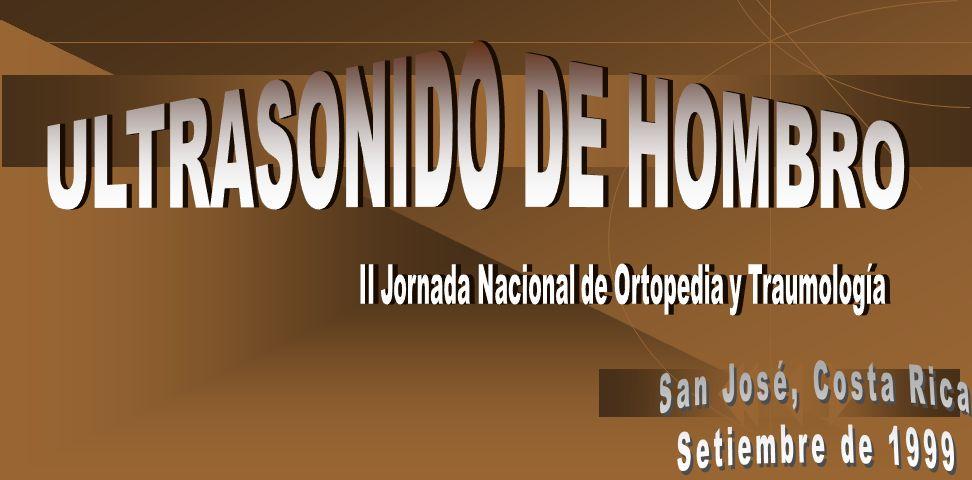II Jornada Nacional de Ortopedia y Traumología
