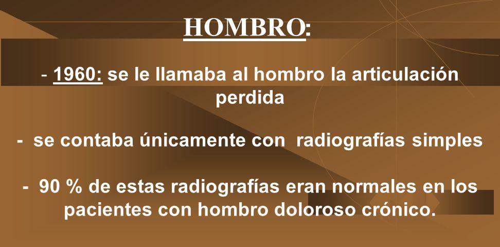 HOMBRO:
