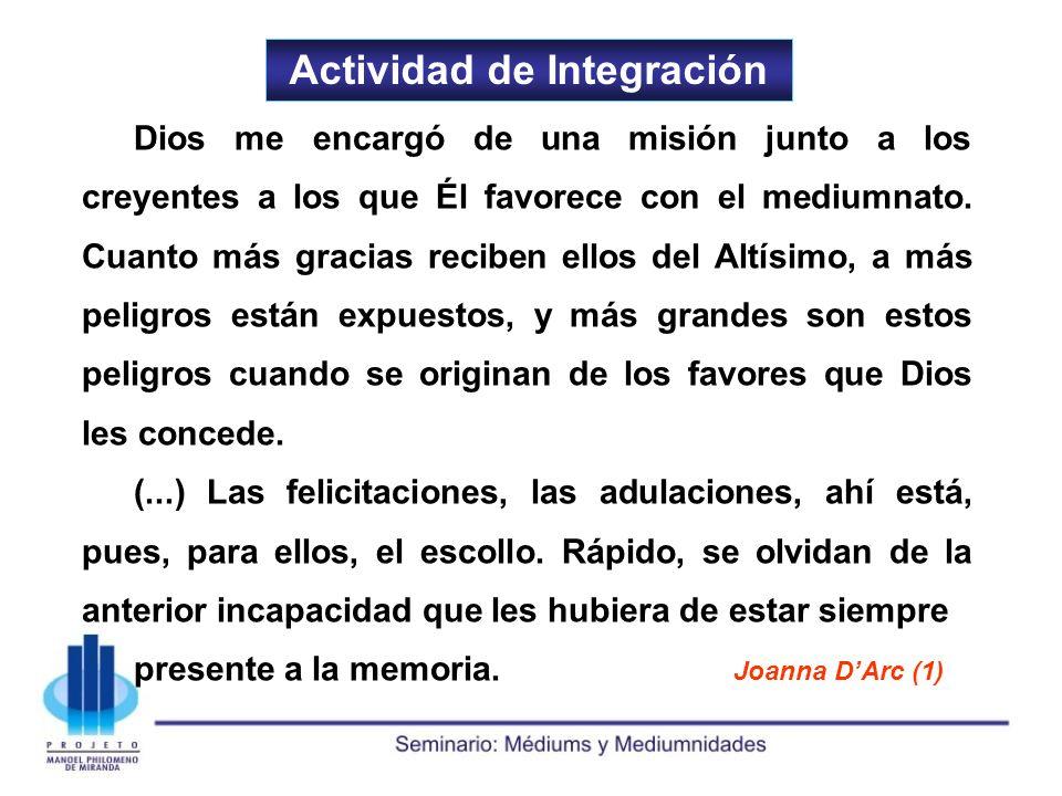Actividad de Integración