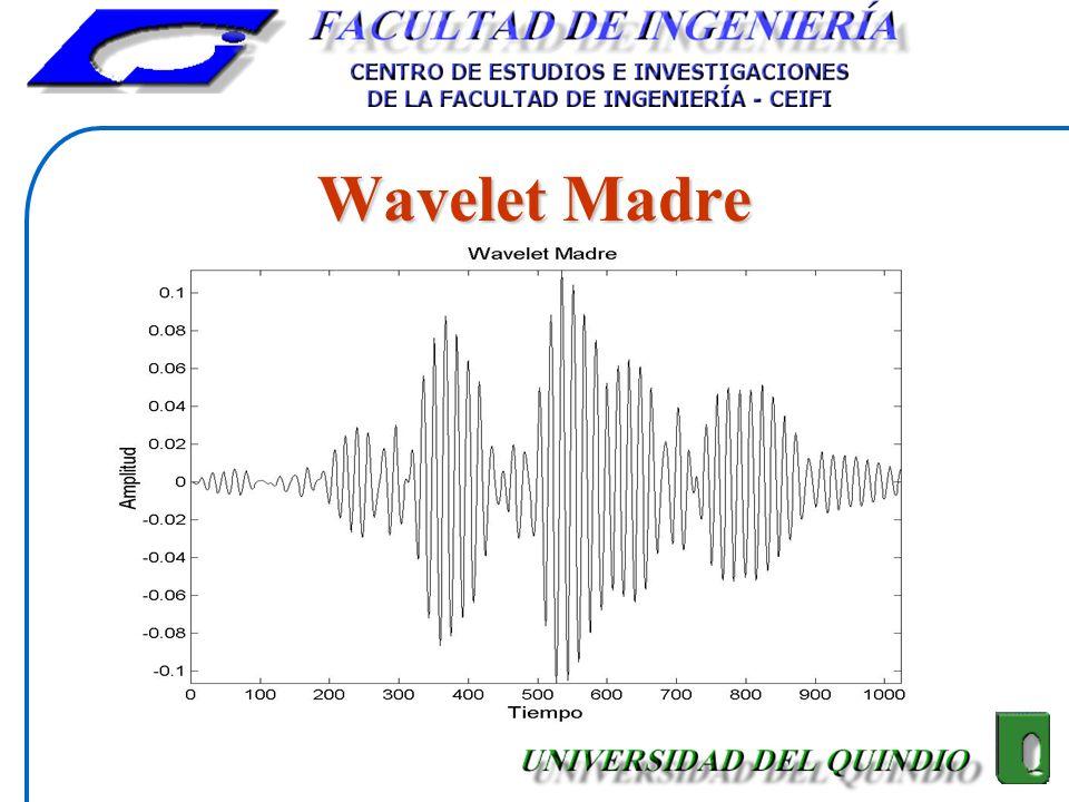 Wavelet Madre