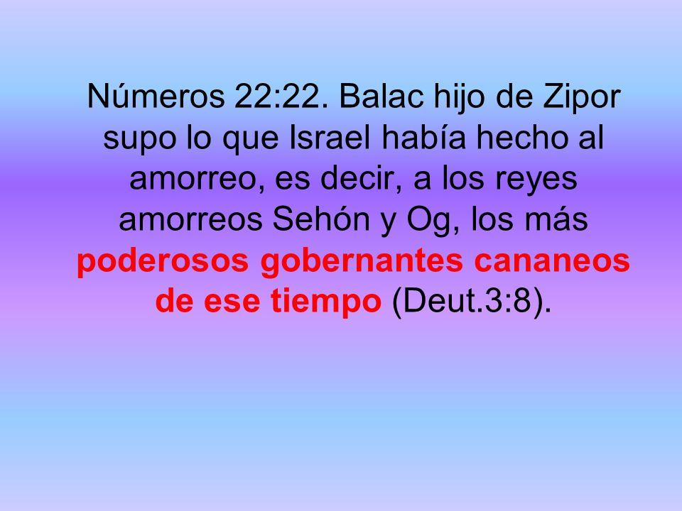 Números 22:22.
