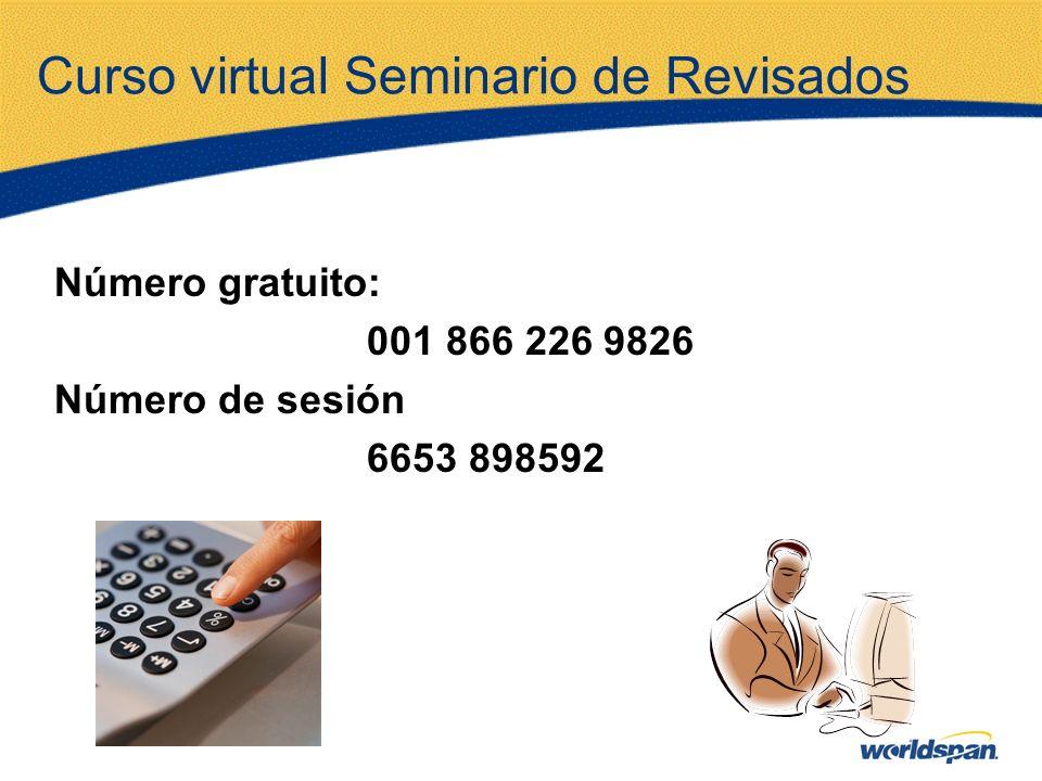 Curso virtual Seminario de Revisados
