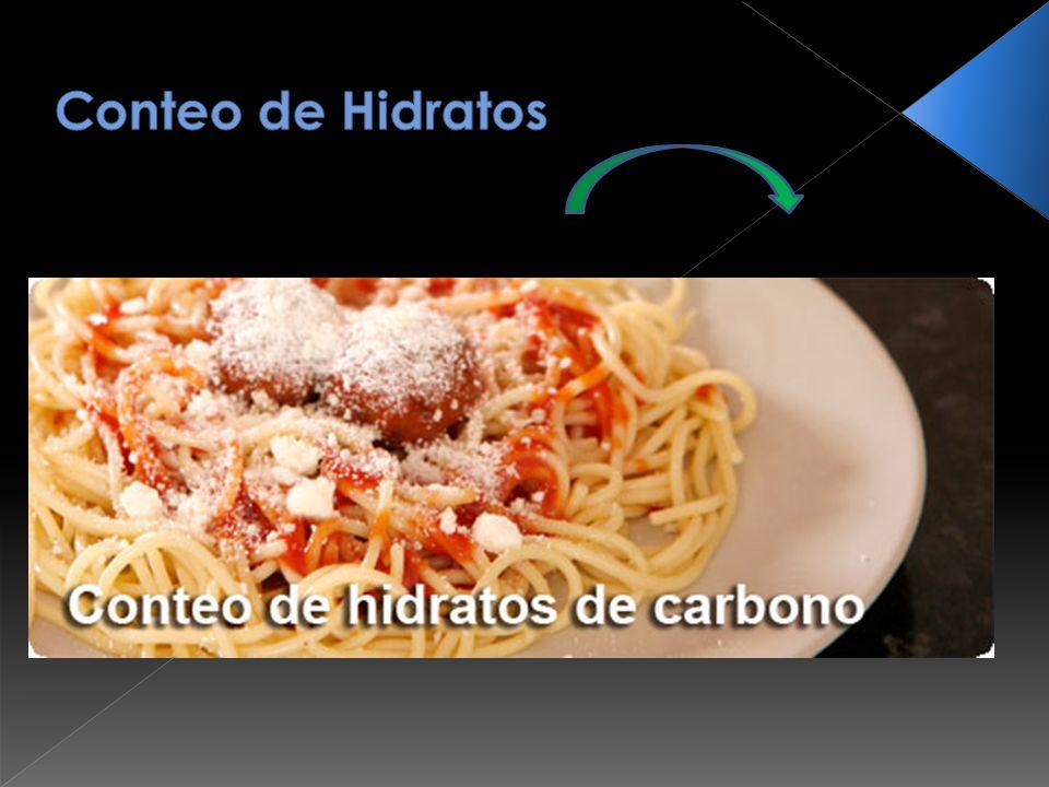 Conteo de Hidratos