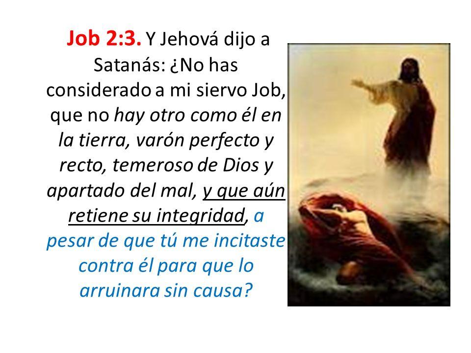 Job 2:3.
