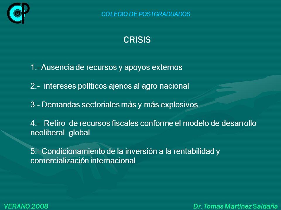 COLEGIO DE POSTGRADUADOS