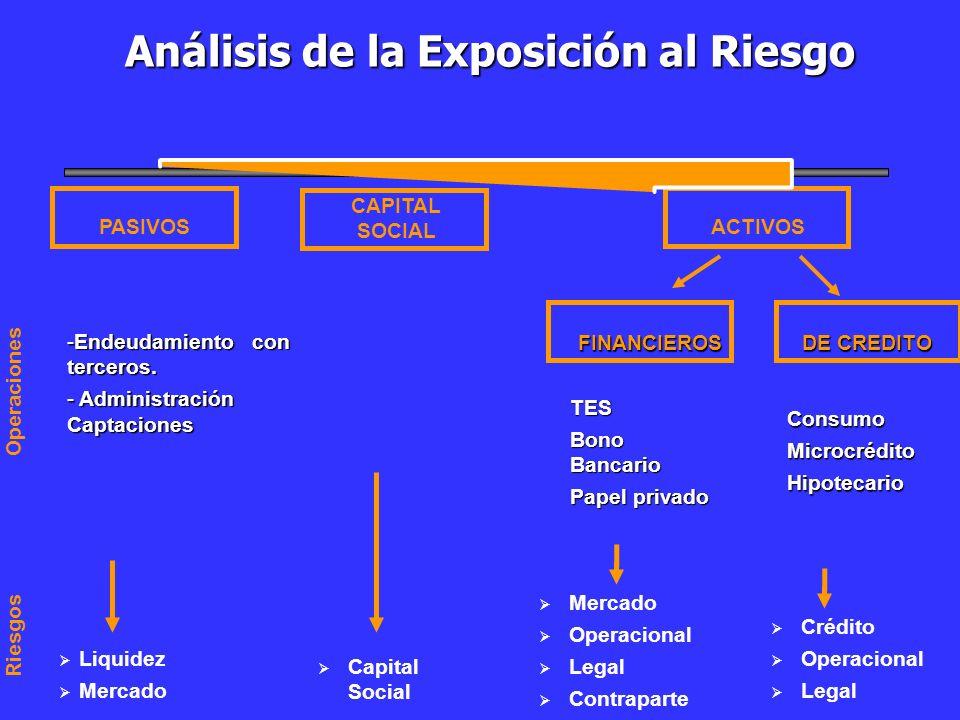Análisis de la Exposición al Riesgo