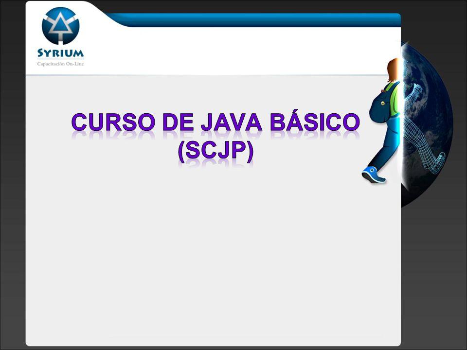 Curso de java básico (scjp)